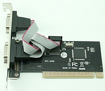GOLD TOUCH PCI 2S Serial Card