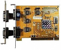 PCI TO SERIAL 4 PORT