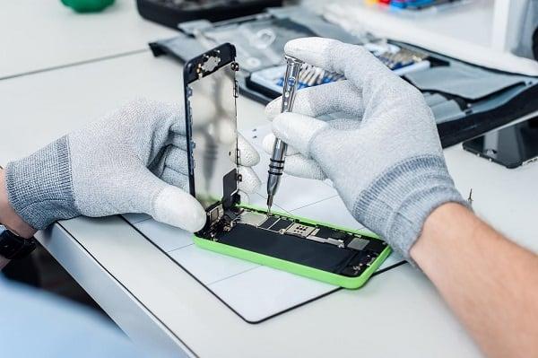 מעבדה לתיקון ניידים